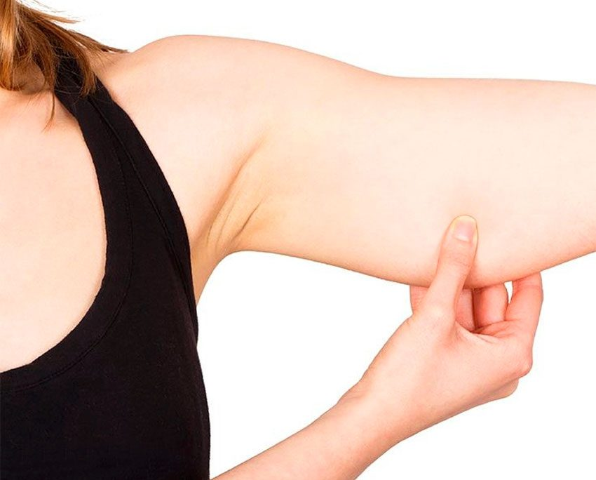 Похудение рук и плечи